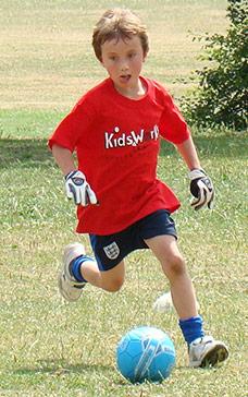 About KidsWorks soccer programmes